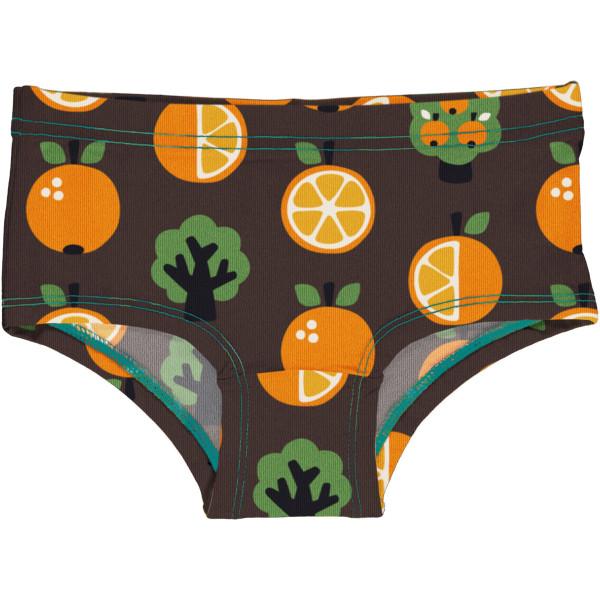Maxomorra Unterhose Orange