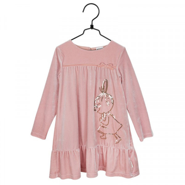 Martinex Kleid Kleine My Velour Rose