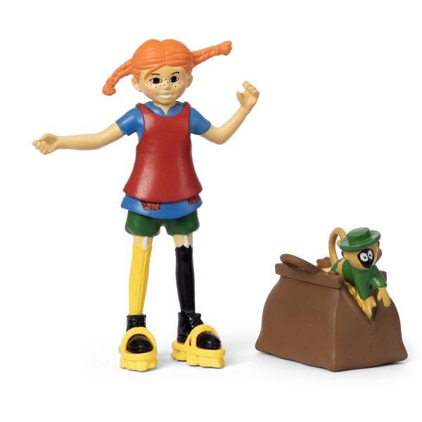MICKI Pippi Langstrumpf Figur