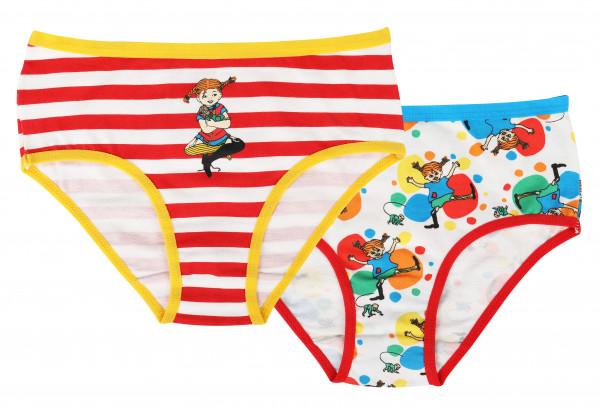 Martinex Pippi Unterhosen Cartwheel 2er Pack