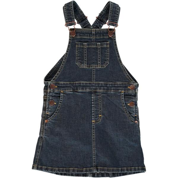 Maxomorra Trägerkleid Jeans Medium Wash