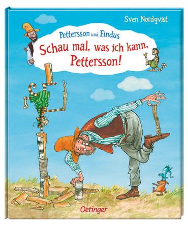 Buch - Pettersson und Findus Scahu mal was ich kann