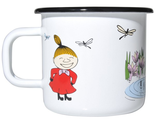 Muurla Tasse Mumin Little My 370 ml