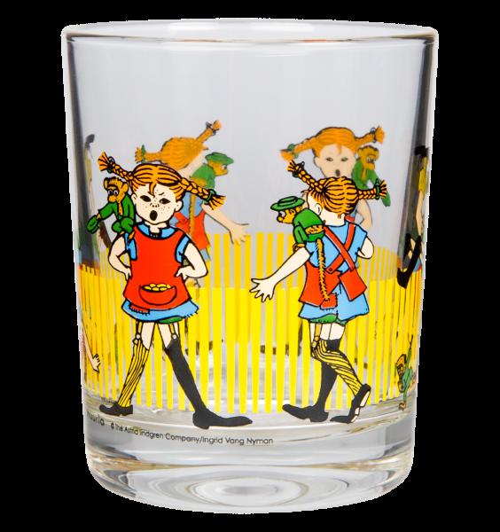 Muurla Glas Pippi Langstrumpf
