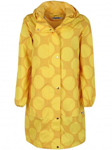Danefae Regenjacke Edith Mustard/Yellow
