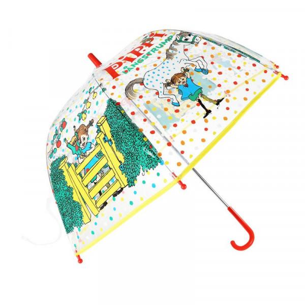 Regenschirm Pippi Langstrumpf