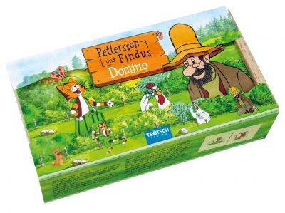 Domino Spiel Petterson und Findus