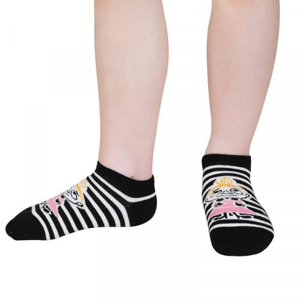 Martinex Socken Kleine My schwarz