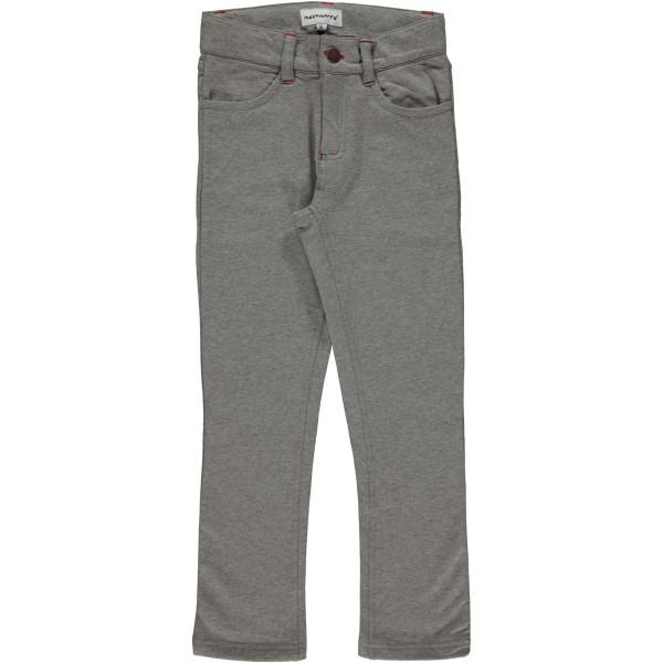 Maxomorra Softpants Sweat light grey melange