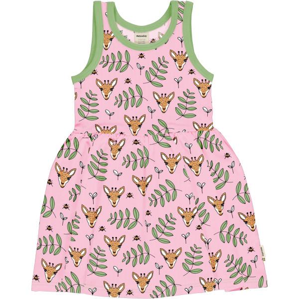 Meyadey Sommerkleid Spin Giraffe Garden