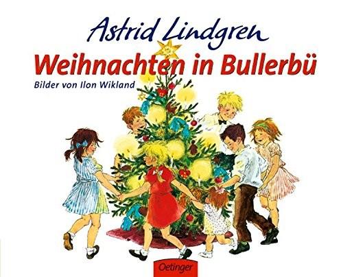 Weihnachten in Bullerbü Bilderbuch