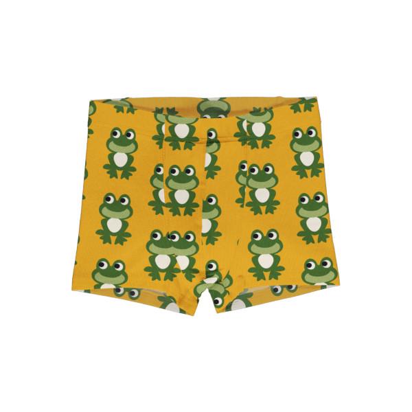 Maxomorra Boxer Shorts Frog