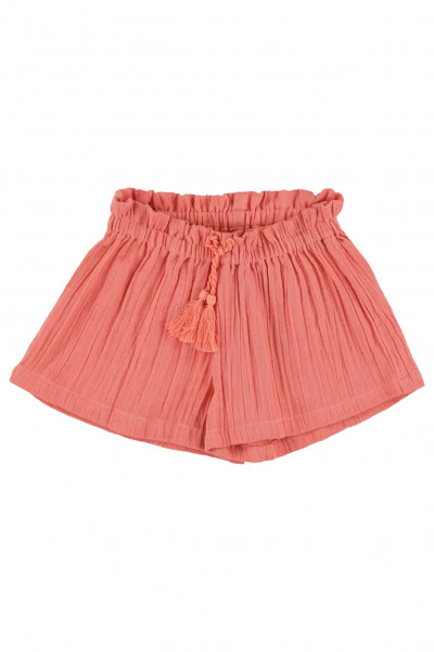 Lily Balou Shorts Musselin Crabapple