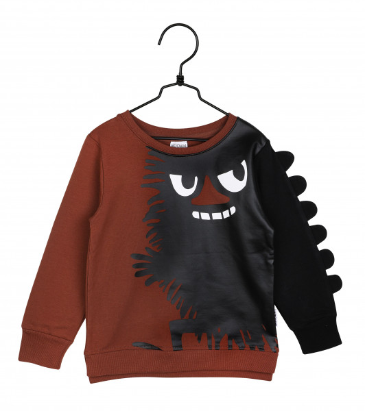 Martinex Stinky Sweatshirt braun