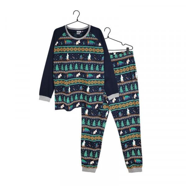 Martinex Mumin Pyjama Winter Herren
