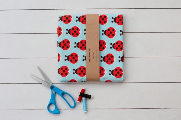 Maxomorra Stoff Ladybug