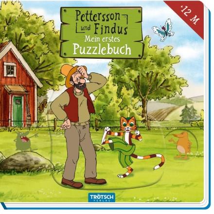 Buch - Mein erstes Findus Puzzlebuch