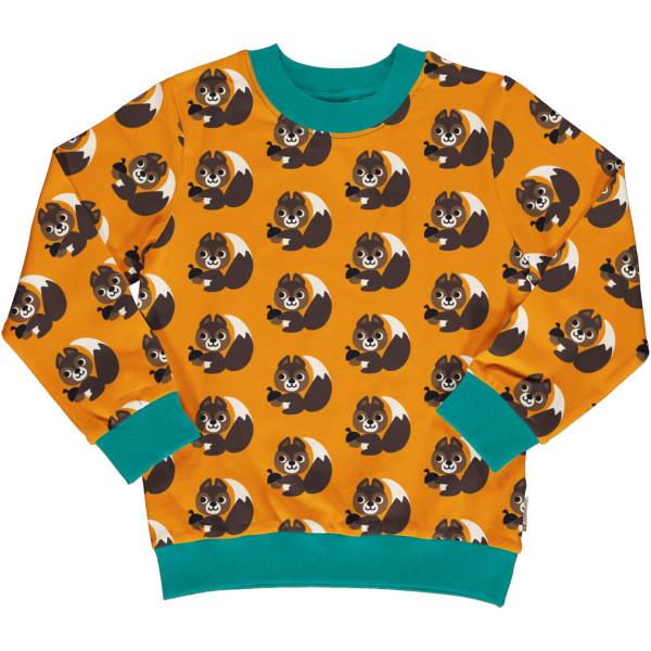 Maxomorra Sweatshirt Squirrel
