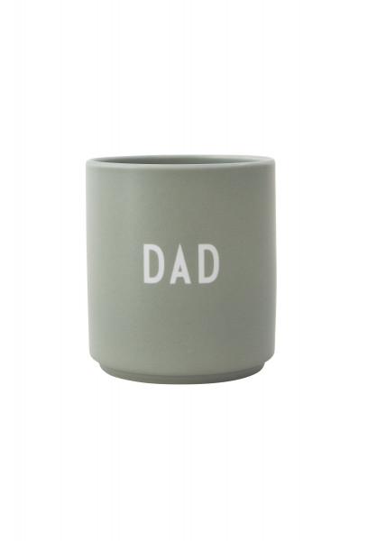 Design Letters Porzellan Becher Favourite Cups DAD