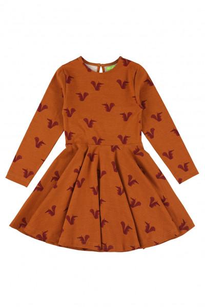 Lily Balou Circle Dress Squirrels