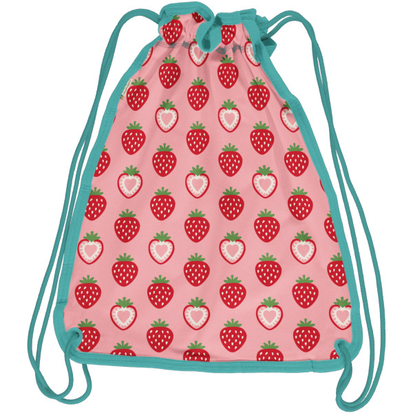 Maxomorra Turnbeutel Strawberry