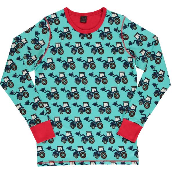 Maxomorra Shirt Classic langarm