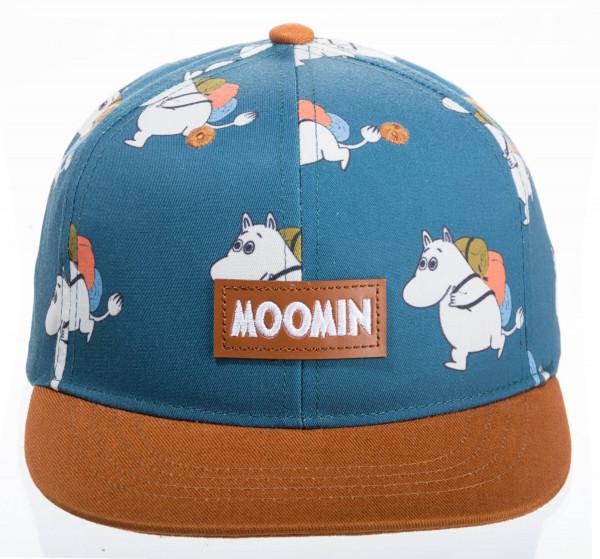 Nordic Buddies Mumin Snapback Cap