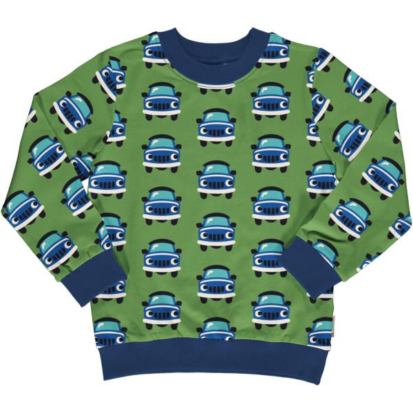 Maxomorra Sweatshirt Car