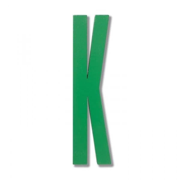 Design Letters Holzbuchstaben green