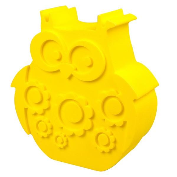 Blafre Luchnbox Eule gelb