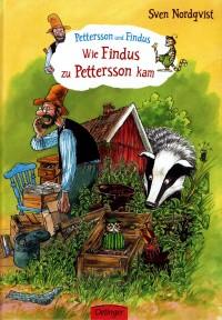 Buch - Wie Findus zu Pettersson kam