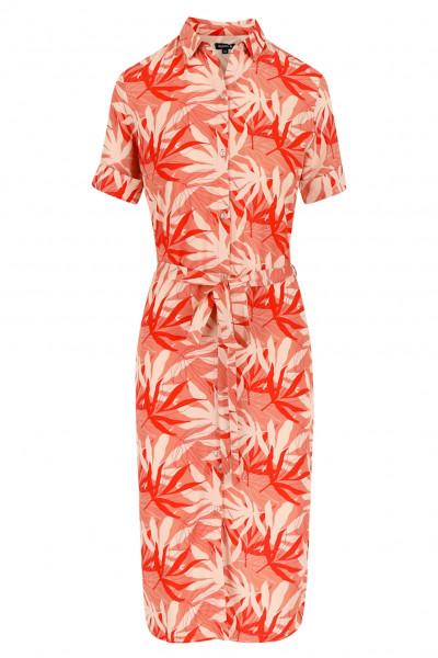 Lily Balou Palm Leaves Kleid