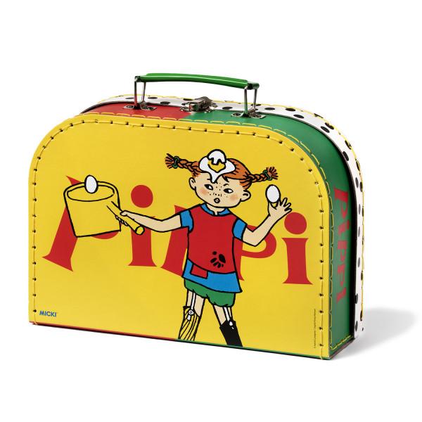 MICKI Pippi Langstrumpf Koffer 25 cm