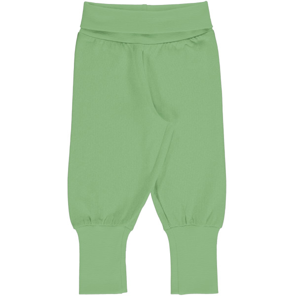 Meyadey Pumphose Solid Grün