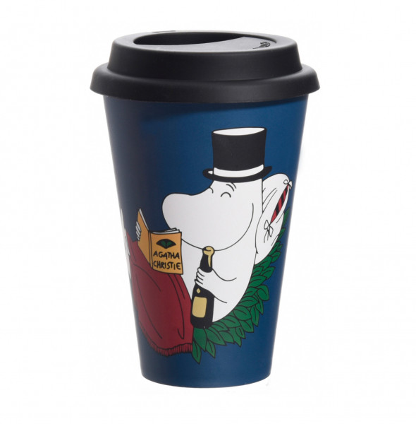 Nordic Buddies Mumin Papa Take Away Becher