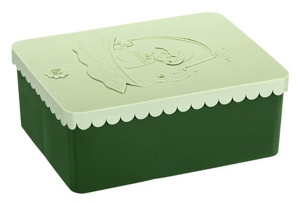 Blafre Lunchbox Coast green dark green