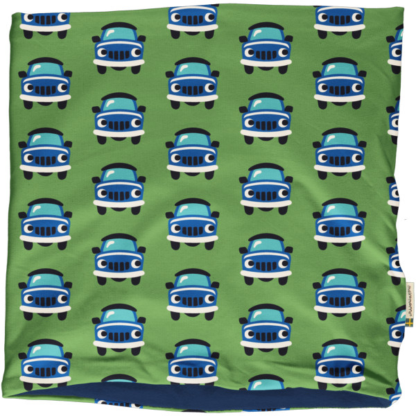 Maxomorra Loop Schal Velour Car