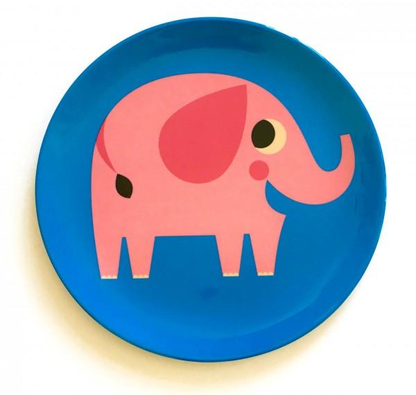 ommdesign teller elefant jaettefint