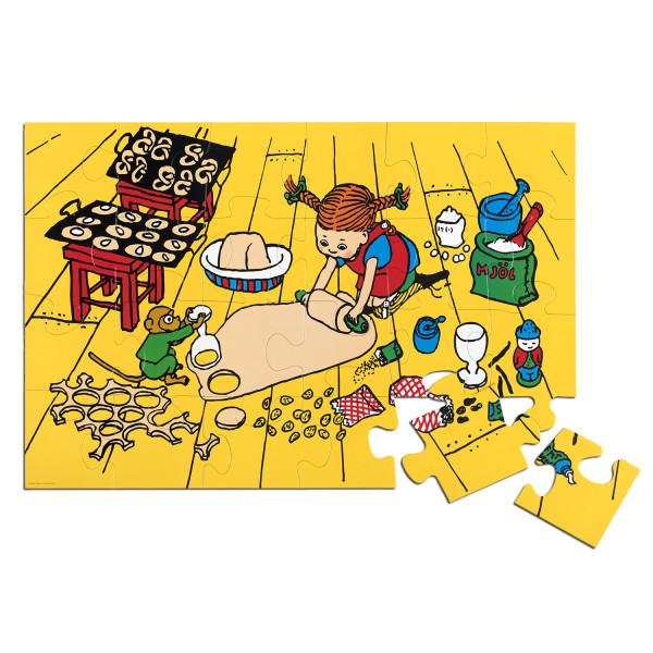 MICKI Pippi Langstrumpf XXL Puzzle