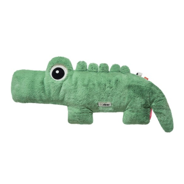 Cuddle friend Croco grün groß