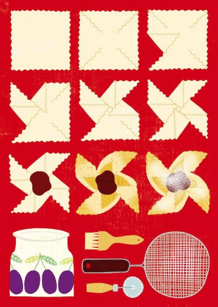 Kehvola Karte Joulutorttu