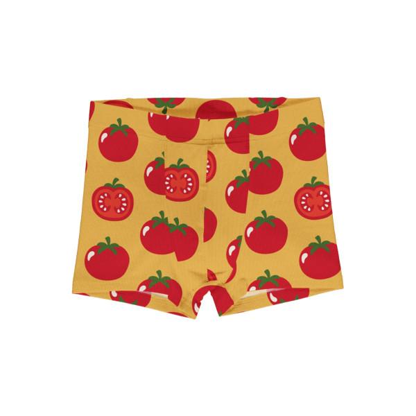 Maxomorra Boxer Shorts Tomato