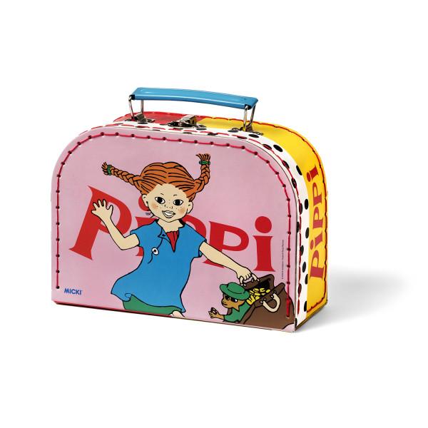 MICKI Pippi Langstrumpf Koffer 20 cm
