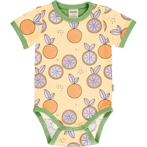Meyadey Body Kurzarm Citrus Sun