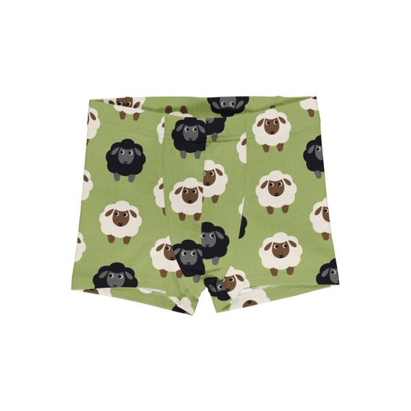 Maxomorra Boxer Shorts Sheep