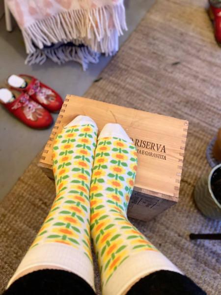 Floryd Moltebeere Socken Gr. 36-40