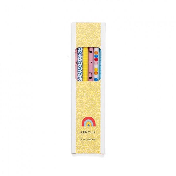 Petit Monkey Bleistift Set