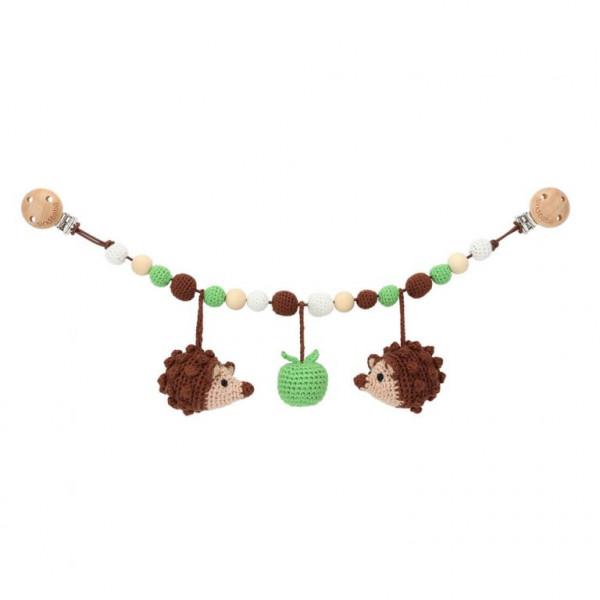 Sindibaba Kinderwagenkette Igeln