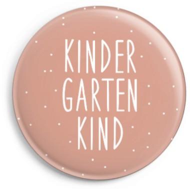 Ava & Yves Button Kindergartenkind rosa
