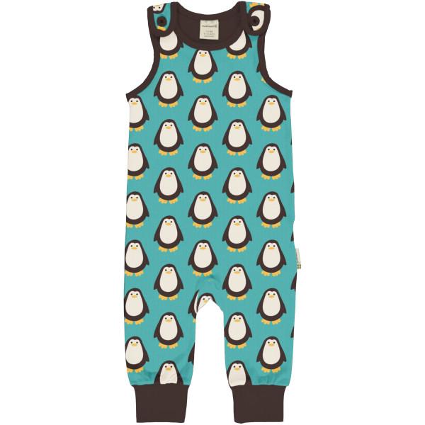 Maxomorra Playsuit Penguin